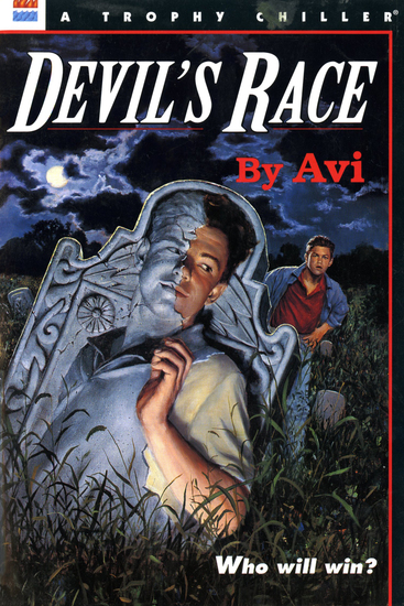 Devil's Race - cover