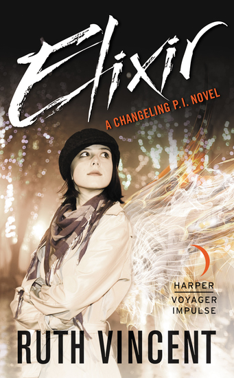 Elixir - A Changeling PI Novel - cover
