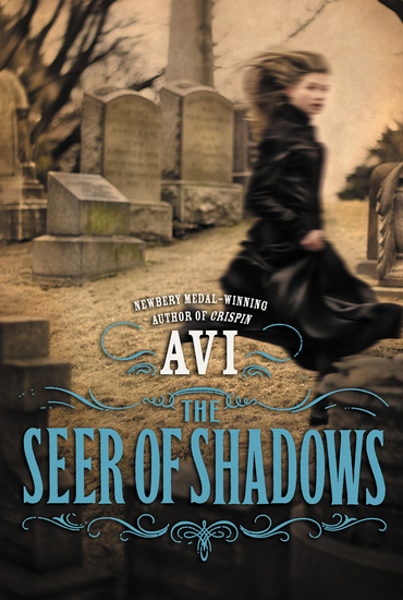The Seer of Shadows - cover
