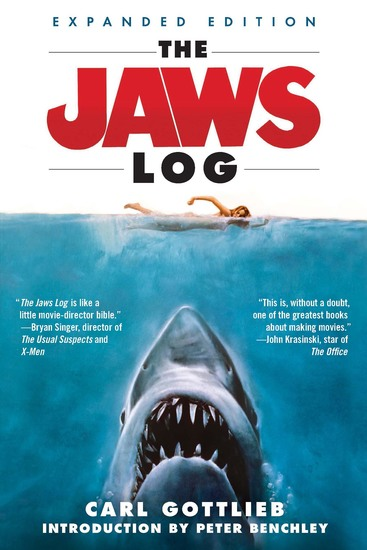 The Jaws Log - 30th Anniversary Edition - cover