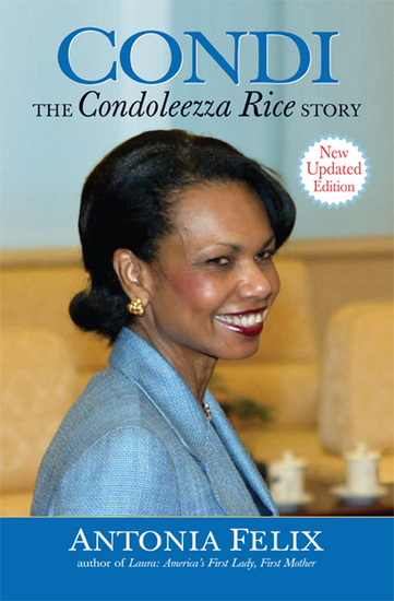 Condi - The Condoleezza Rice Story New Updated Edition - cover