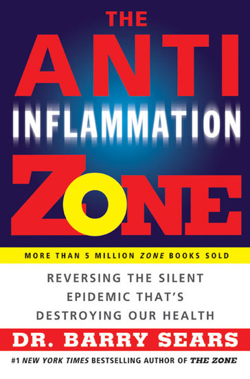 The Anti-Inflammation Zone - cover