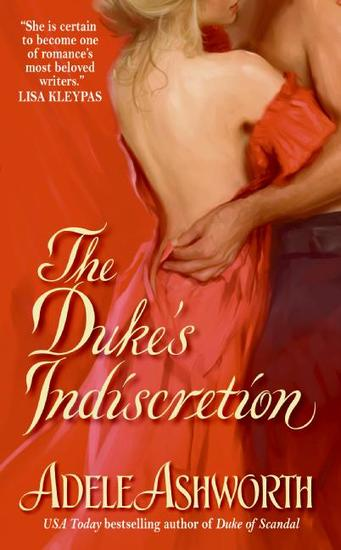 The Duke's Indiscretion - cover