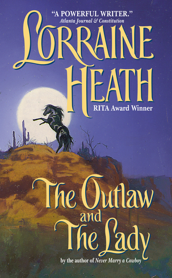 The Outlaw and the Lady - cover