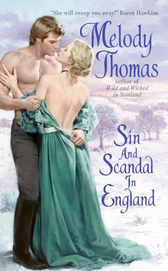 Sin and Scandal in England - cover