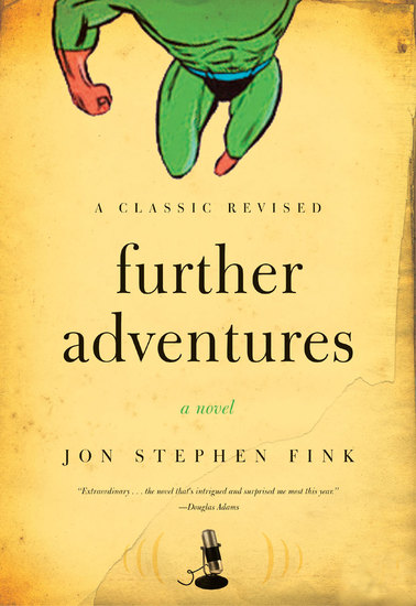 Further Adventures - A Novel - cover
