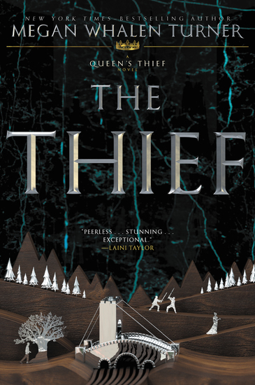 The Thief - cover