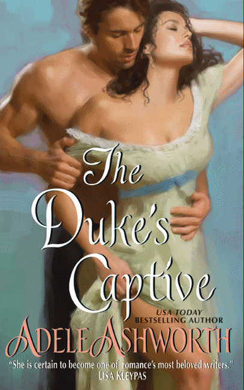 The Duke's Captive - cover