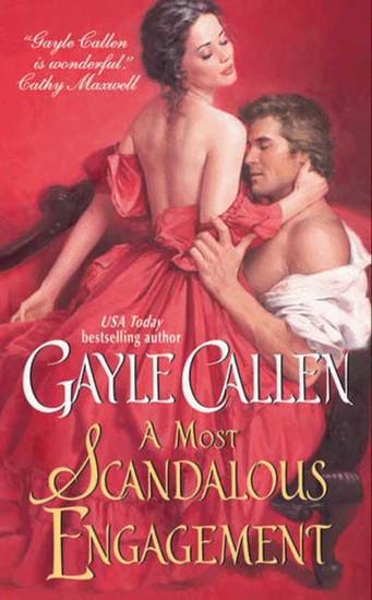 A Most Scandalous Engagement - cover