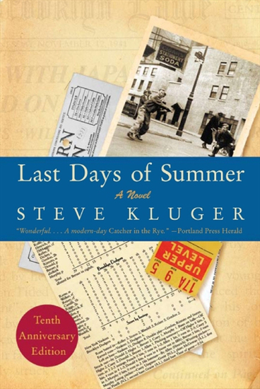Last Days of Summer Updated Ed - A Novel - cover