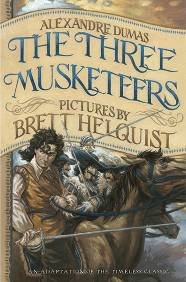the many examples of friendships in the book the three musketeers A short summary of alexandre dumas's the three musketeers portions of the book  the cardinal whom he and his four friends had fought so valiantly.