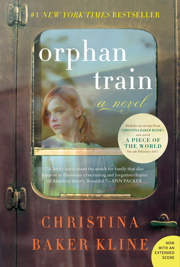 Orphan Train - A Novel - cover