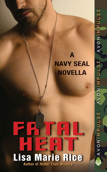 Fatal Heat - A Navy SEAL Novella - cover
