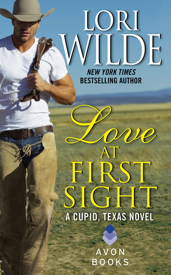 Love at First Sight - A Cupid Texas Novel - cover