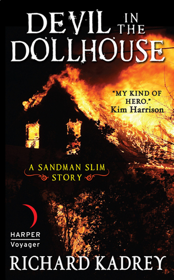 Devil in the Dollhouse - A Sandman Slim Story - cover