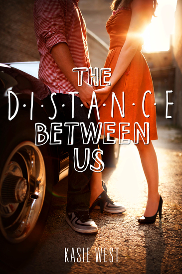The Distance Between Us - cover