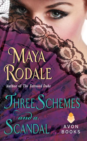 Three Schemes and a Scandal - A Novella - cover