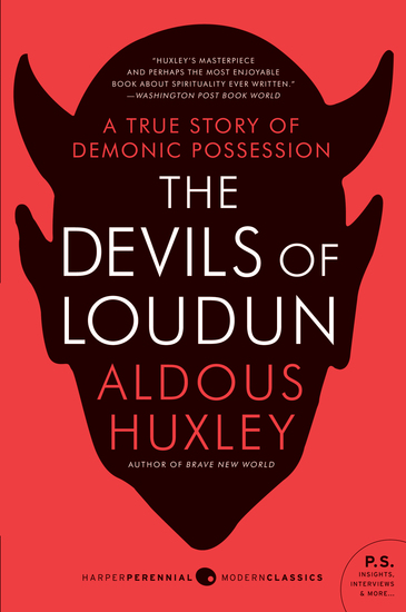 The Devils of Loudun - cover