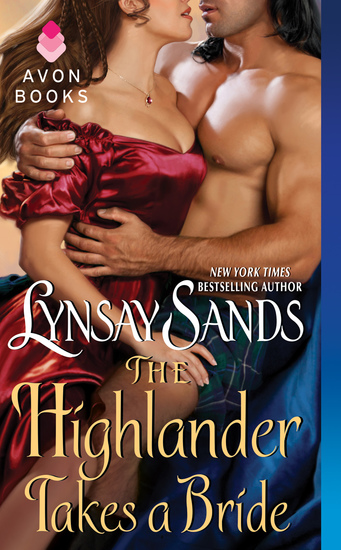 The Highlander Takes a Bride - cover
