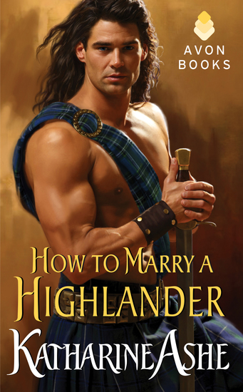 How to Marry a Highlander - cover