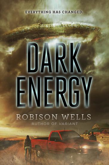 Dark Energy - cover