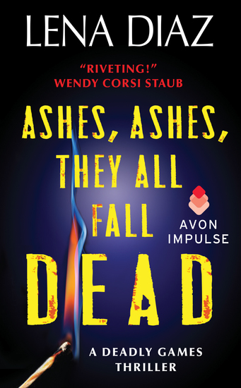 Ashes Ashes They All Fall Dead - cover