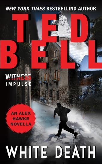 White Death - An Alex Hawke Novella - cover