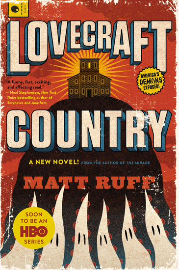 Lovecraft Country - A Novel - cover