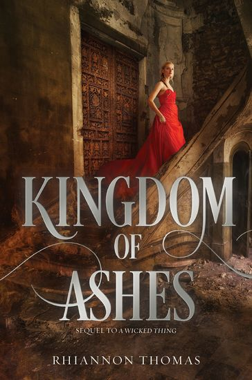 Kingdom of Ashes - cover