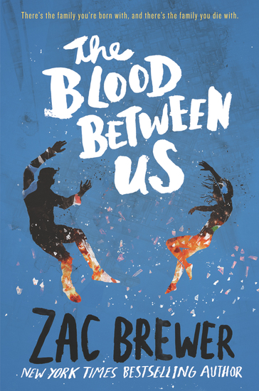 The Blood Between Us - cover