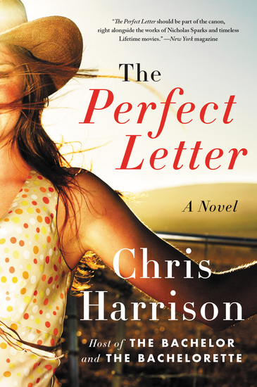 The Perfect Letter - A Novel - cover