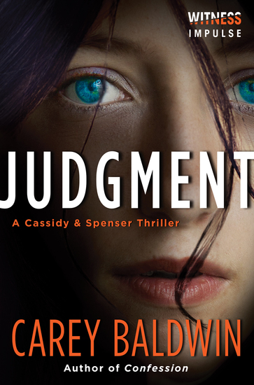 Judgment - A Cassidy & Spenser Thriller - cover