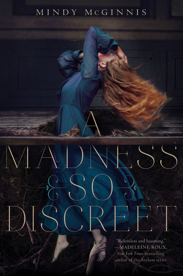 A Madness So Discreet - cover