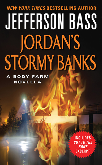 Jordan's Stormy Banks - A Body Farm Novella - cover