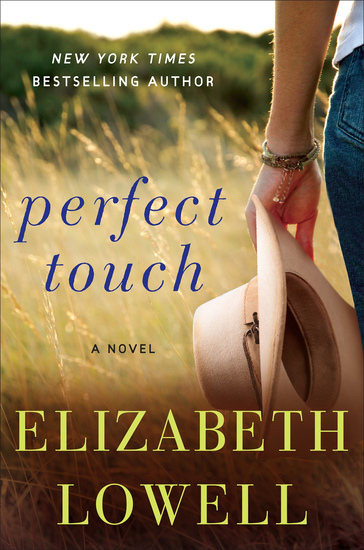 Perfect Touch - A Novel - cover