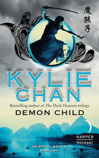 Demon Child - Celestial Battle: Book Two - cover