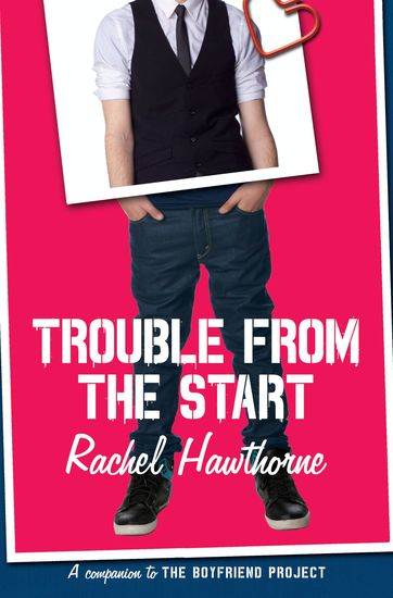 Trouble from the Start - cover