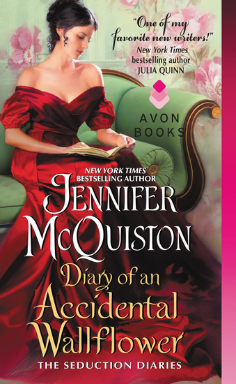 Diary of an Accidental Wallflower - The Seduction Diaries - cover
