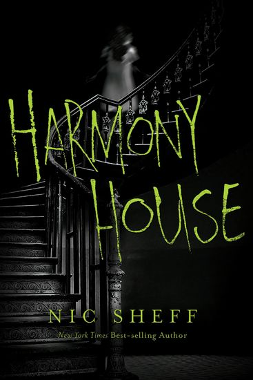 Harmony House - cover
