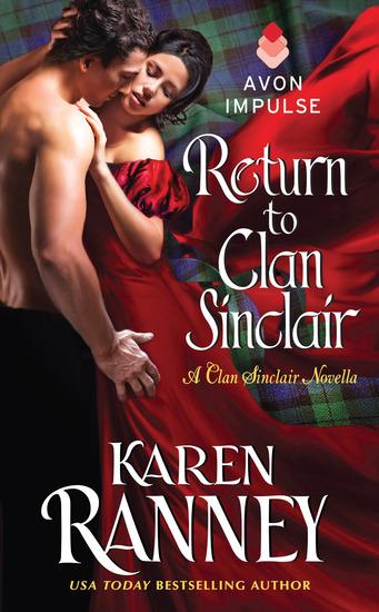 Return to Clan Sinclair - A Clan Sinclair Novella - cover