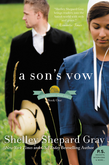 A Son's Vow - The Charmed Amish Life Book One - cover