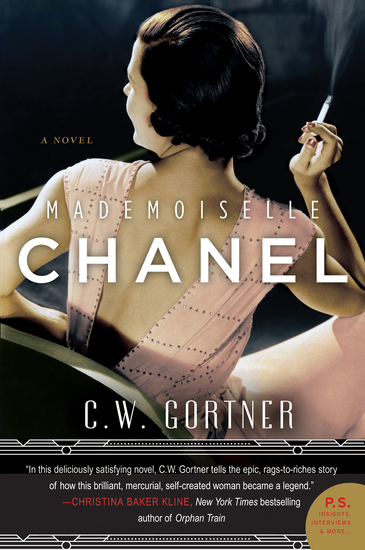 Mademoiselle Chanel - A Novel - cover