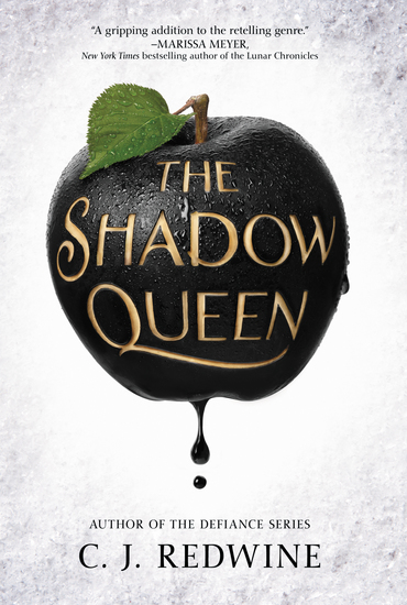 The Shadow Queen - cover