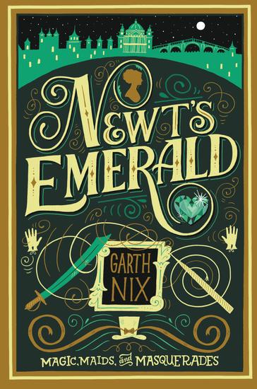 Newt's Emerald - cover