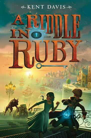 A Riddle in Ruby - cover