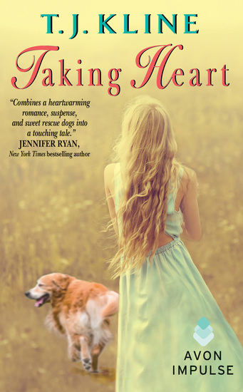 Taking Heart - cover