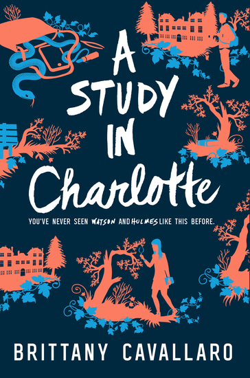 A Study in Charlotte - cover