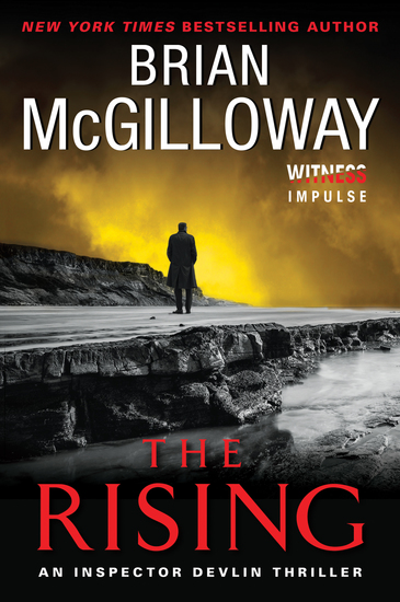 The Rising - An Inspector Devlin Thriller - cover