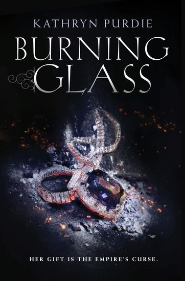 Burning Glass - cover