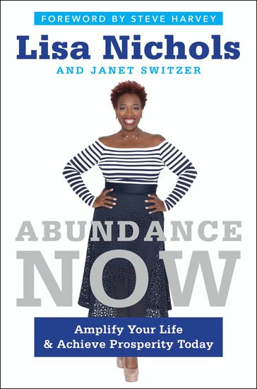 Abundance Now - Amplify Your Life & Achieve Prosperity Today - cover